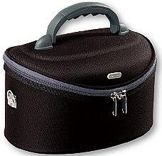 Духи, Парфюмерия, косметика Косметичка большая овальная, 95047, черная - Top Choice Oval Black