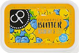 Духи, Парфюмерия, косметика УЦЕНКА Масло для тела с ароматом ежевики и лайма - Cosmepick Body Butter Blackberry & Lime *