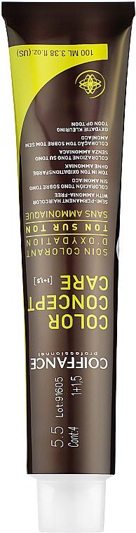 Безаммиачная краска для волос - Coiffance Professionnel Color Concept Care