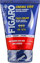 Парфумерія, косметика Крем після гоління проти зморшок - Mil Mil Figaro After Shave Anti-Wrinkle Face Cream