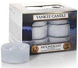 """Духи, Парфюмерия, косметика Чайные свечи """"Лунный свет"""" - Yankee Candle Scented Tea Light Candles Moonlight"""