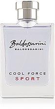 Духи, Парфюмерия, косметика Baldessarini Cool Force Sport - Туалетная вода (тестер c крышечкой)