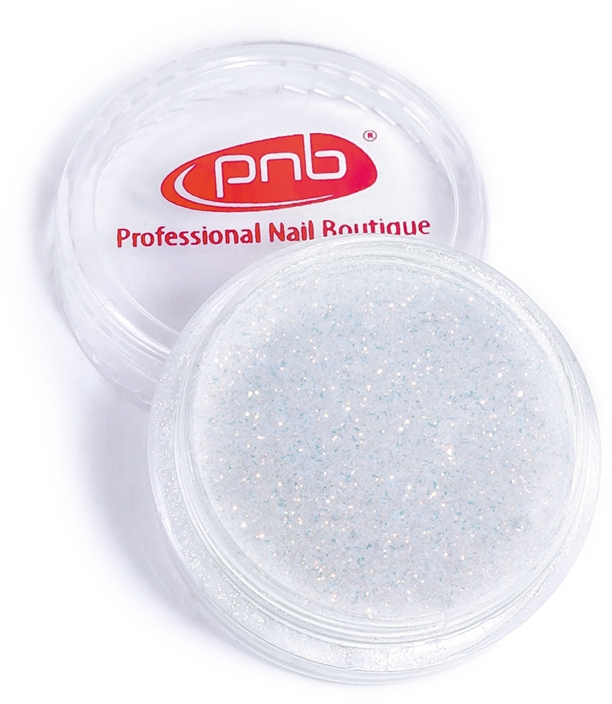 Пудра-блеск «Эффект русалки» - PNB Glitter Powder Mermaid Effect