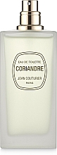 Духи, Парфюмерия, косметика Jean Couturier Coriandre - Туалетная вода (тестер без крышечки)