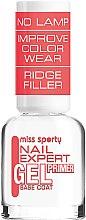 Духи, Парфюмерия, косметика База для ногтей - Miss Sporty Nail Expert Gel Primer Base Coat