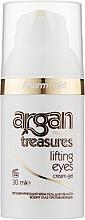Духи, Парфюмерия, косметика Аргановый крем-гель для глаз с эффектом лифтинга - Pharmaid Argan Treasures Lifting Eyes Cream-Gel