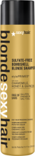 Духи, Парфюмерия, косметика Шампунь для сохранения цвета блонд без сульфатов - SexyHair BlondeSexyHair Sulfate-Free Bombshell Blonde Shampoo