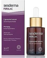 Духи, Парфюмерия, косметика Липосомальная феруловая сыворотка - SesDerma Laboratories Ferulac Serum