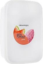 """Духи, Парфюмерия, косметика Пудра для ванны """"Гуава"""" - Organique Bath Powder Guava"""