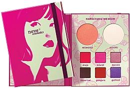 Духи, Парфюмерия, косметика Палетка для макияжа - Neve Cosmetics Harajuku Memoir Palette