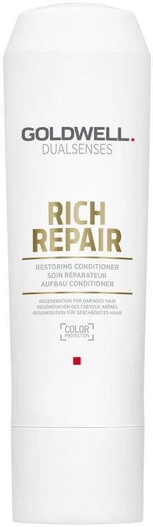 Кондиционер против ломкости волос - Goldwell Dualsenses Rich Repair Restoring Conditioner