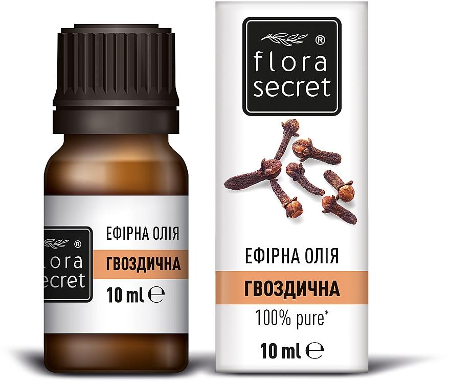 Эфирное масло гвоздики - Flora Secret