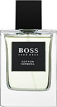 Hugo Boss BOSS The Collection Cotton & Verbena - Туалетна вода — фото N1