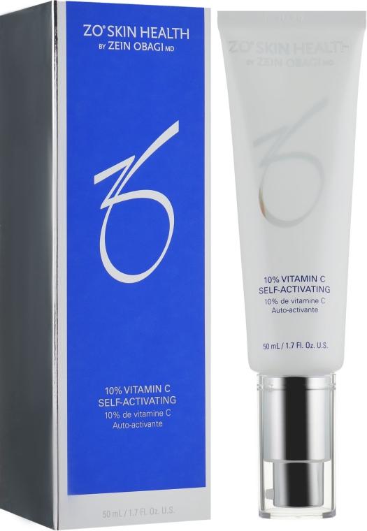 Сыворотка для лица с витамином С10 % - Zein Obagi Zo Skin Health 10% Vitamin C Self-Activating