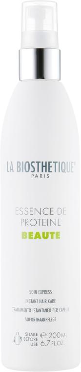 Протеиновый спрей для улучшения структуры волос - La Biosthetique Essence De Proteine Beaute Spray