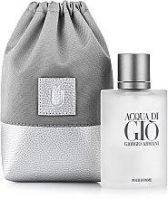 """Парфумерія, косметика Подарунковий кисет для парфумерії, сірий """"Perfume Space"""" - MakeUp"""