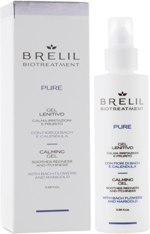 Успокаивающий гель для кожи головы - Brelil Bio Traitement Pure Calming Gel