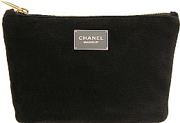Духи, Парфюмерия, косметика Косметичка на молнии черная, 19х12 - Chanel Makeup