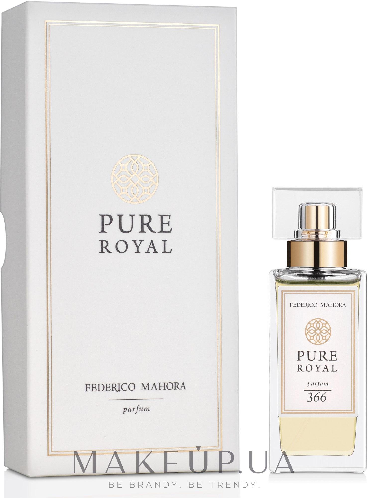 Federico Mahora Pure Royal 366 - Духи — фото 50ml