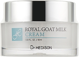 Духи, Парфюмерия, косметика Крем с экстрактом козьего молока - Dr.Hedison Royal Goat Milk Cream