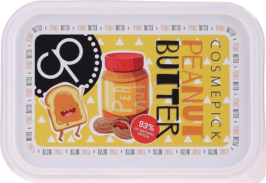 Масло для тела арахисовое - Cosmepick Body Butter Peanut