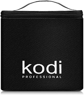 Косметичка большая, черная - Kodi Professional