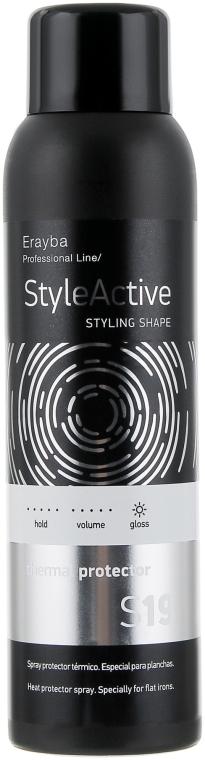 Спрей-термозащита для волос - Erayba Style Active S19 Thermal Protector