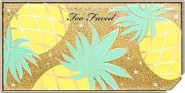 Палетка теней для век - Too Faced Tutti Frutti Sparkling Pineapple — фото N2