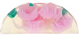 """Духи, Парфюмерия, косметика Натуральное глицериновое мыло """"Роза"""", розовая - Bulgarian Rose Glycerin Soap Rose Fantasy"""