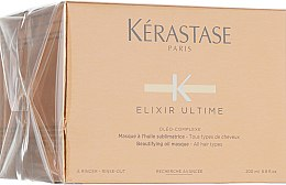 Питательная маска - Kerastase Elixir Ultime Beautiful Oil Masque — фото N4