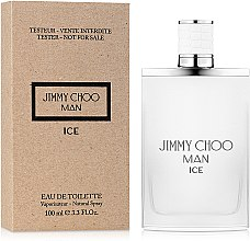 Jimmy Choo Man Ice - Туалетная вода (тестер без крышечки) — фото N2