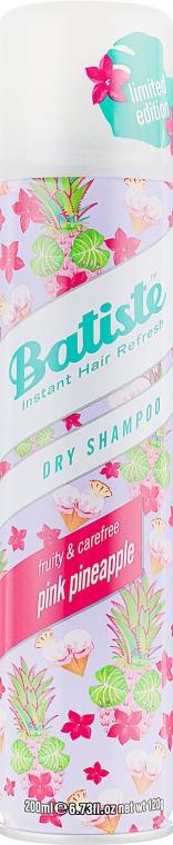 Сухой шампунь - Batiste Pink Pineapple Dry Shampoo