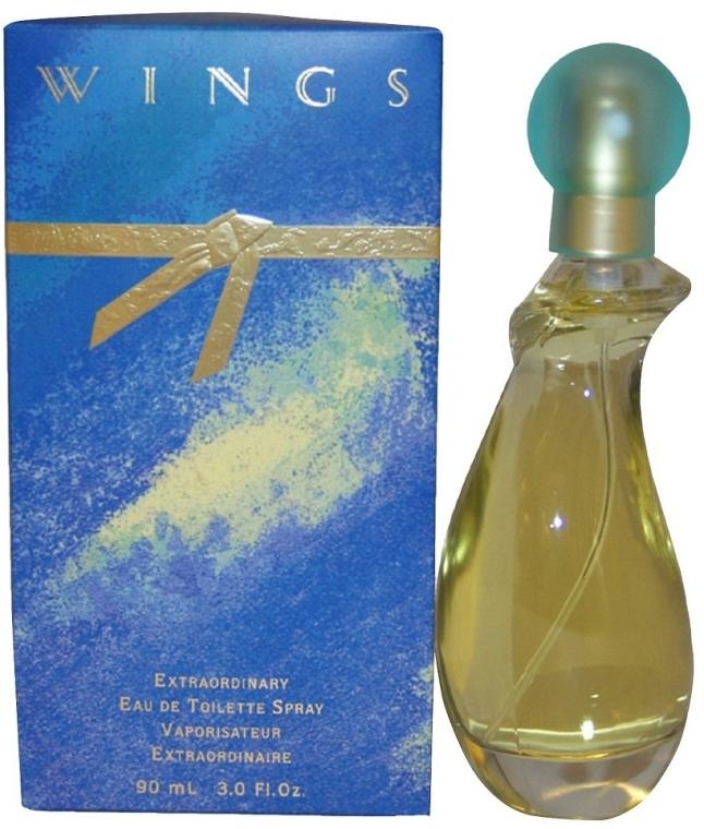 Giorgio Beverly Hills Wings - Туалетная вода — фото N1