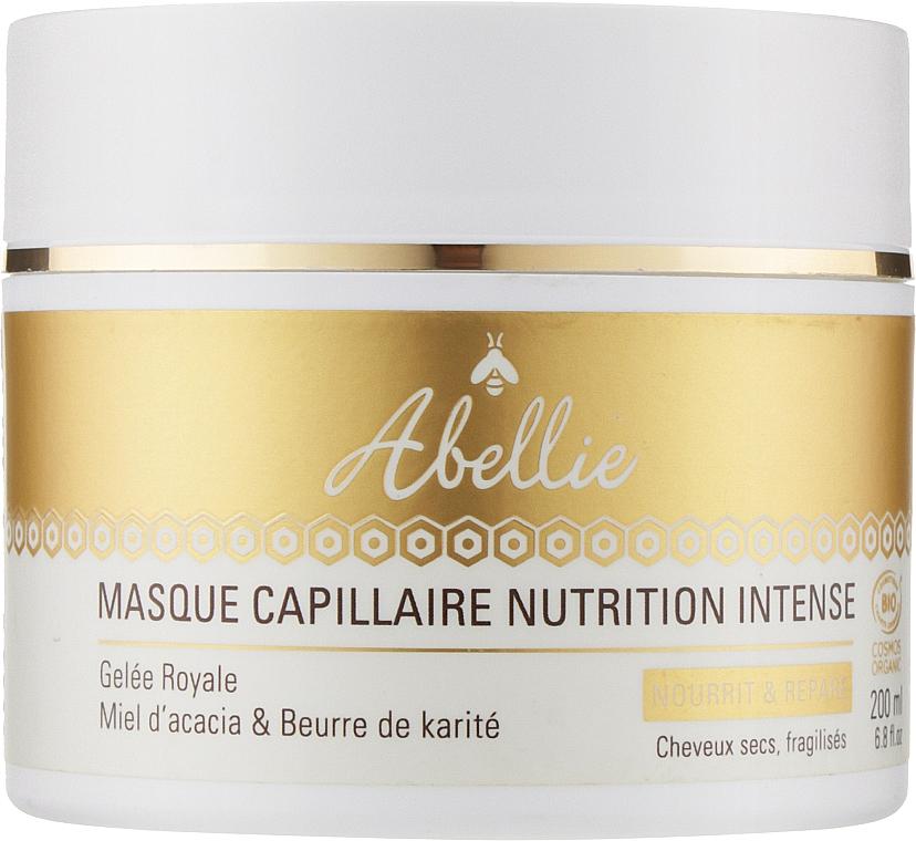 "Маска для волос ""Интенсивное питание"" - Abellie Masque Capillaire Nutrition Intense"
