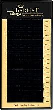 Духи, Парфюмерия, косметика Ресницы 0,07мм (8-15мм) - Barhat Lashes Barhat L Curve
