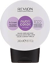 Духи, Парфюмерия, косметика Тонирующий крем-бальзам для волос, 240 мл - Revlon Professional Nutri Color Filters