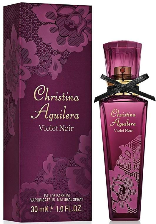 Christina Aguilera Violet Noir - Парфюмированная вода