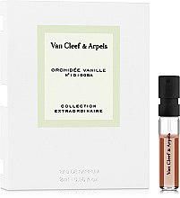 Духи, Парфюмерия, косметика Van Cleef & Arpels Collection Extraordinaire Orchidee Vanille - Парфюмированная вода (пробник)