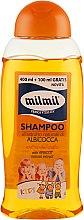 Духи, Парфюмерия, косметика Шампунь для детей с эстрактом абрикоса - Mil Mil Shampoo Kids With Apricot Natural Extract