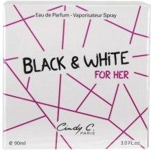 Духи, Парфюмерия, косметика Cindy C. Black & White For Her - Парфюмированная вода