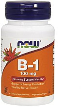 "Духи, Парфюмерия, косметика Витамин В1 ""Тиамин"", 100 мг - Now Foods Vitamin B1 Tiamin"