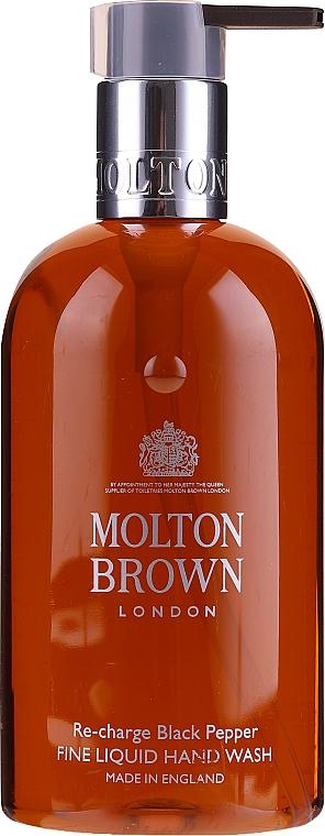 Molton Brown Black Peppercorn Fine Liquid Hand Wash - Крем-мыло для рук