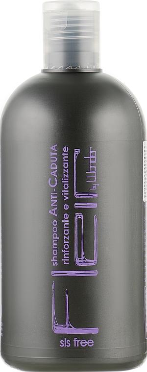 Укрепляющий шампунь против выпадения волос - Alan Jey Anti-Caduta Shampoo