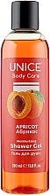 "Духи, Парфюмерия, косметика Гель для душа ""Абрикос"" - Unice Body Care Apricot Shower Gel"