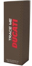 Духи, Парфюмерия, косметика Ducati Trace Me - Гель для душа