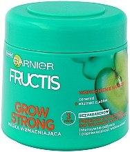 Духи, Парфюмерия, косметика Укрепляющая маска для волос - Garnier Fructis Grow Strong Mask