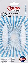 Духи, Парфюмерия, косметика Гелевые подушечки, для поддержки медиальной дуги, в блистере - Credo Solingen Comfort Gel