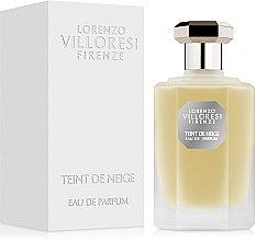 Духи, Парфюмерия, косметика Lorenzo Villoresi Teint de Neige - Парфюмированная вода
