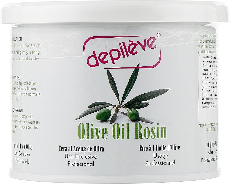 Оливковий віск - Depileve Olive Oil Rosin — фото N1