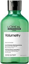 Духи, Парфюмерия, косметика Шампунь для придания объема тонким волосам - L'Oreal Professionnel Serie Expert Volumetry Anti-Gravity Effect Volume Shampoo